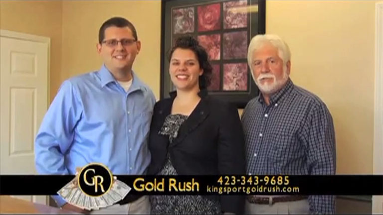 Gold Rush Commercial
